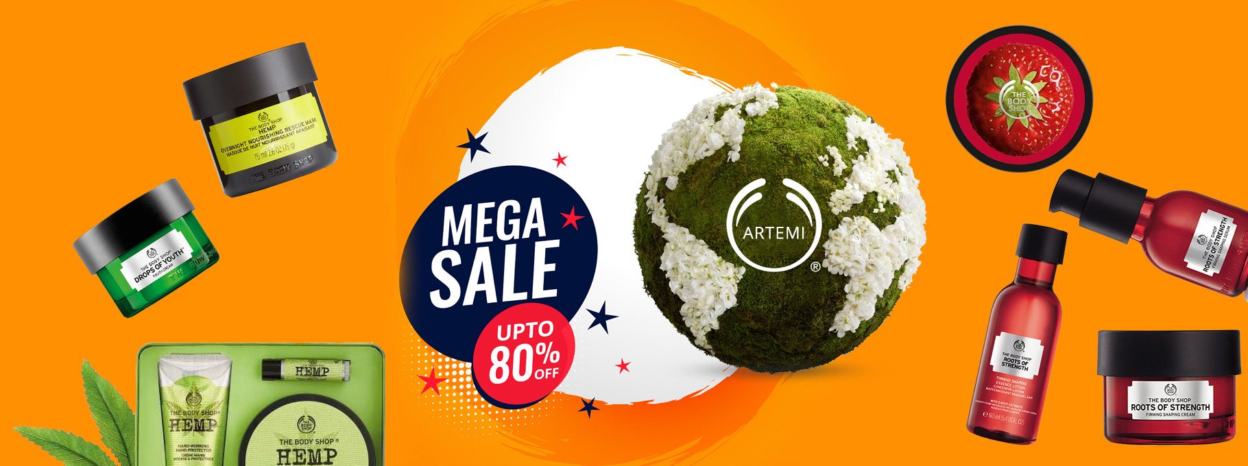 Artemi - Cosmetics Store Elementor WooCommerce WordPress Themes