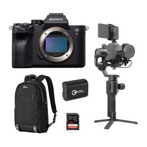 Sony a7R IV Mirrorless Digital