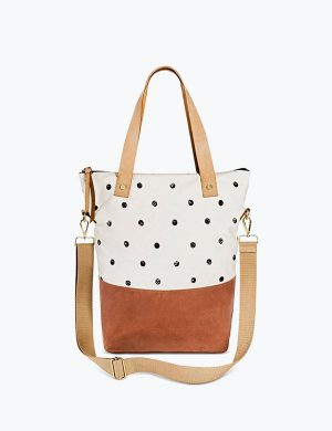 Fabric cute shoudler bag