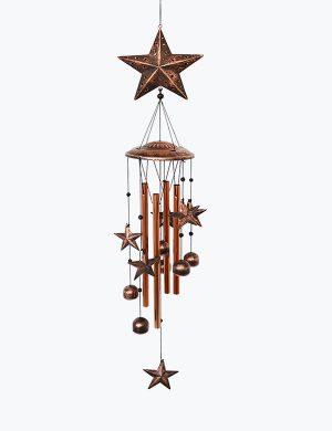 Star Wind Chimes 4 Hallow