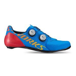 BASICS blue road cycling