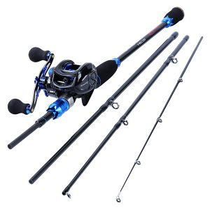Carbon Fiber Fishing Poles
