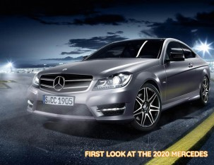 Mercedes C-Class and New Nissan Qashqai in this Express