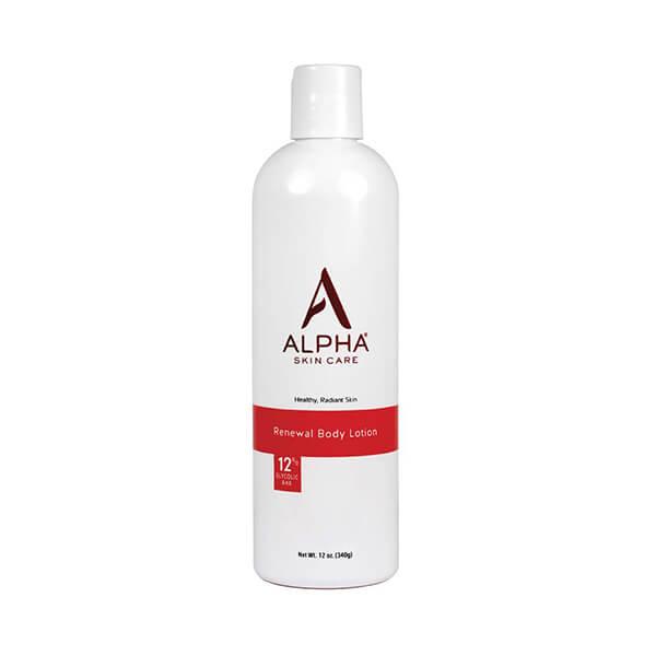 Skin Care Renewal Body Lotion 12% Glycolic