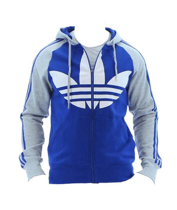 Adidas Originals hooded sweatshirt