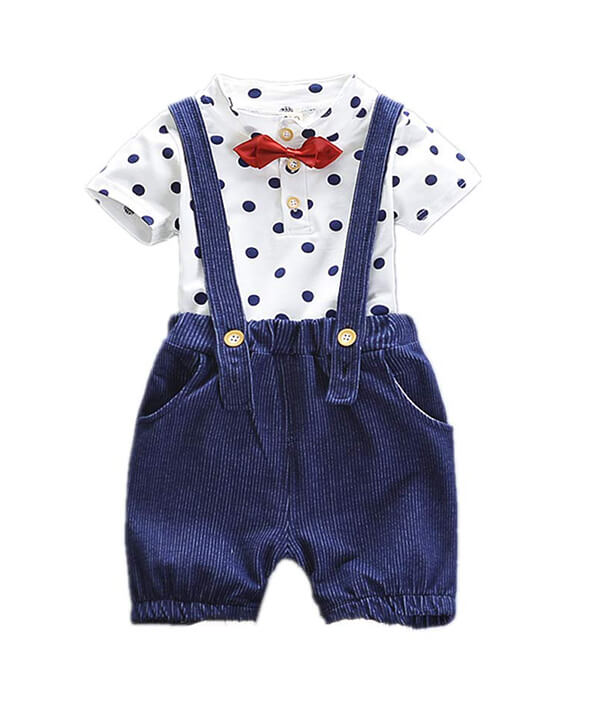 Toddler Boys Clothing Set Summer Baby Suit