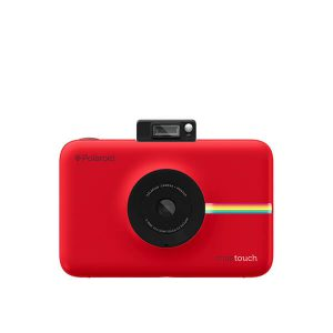 Polaroid Snap Touch Instant Digital Camera Red.