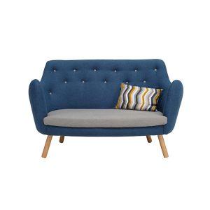 REGAL 2 Seater Fabric Sofa